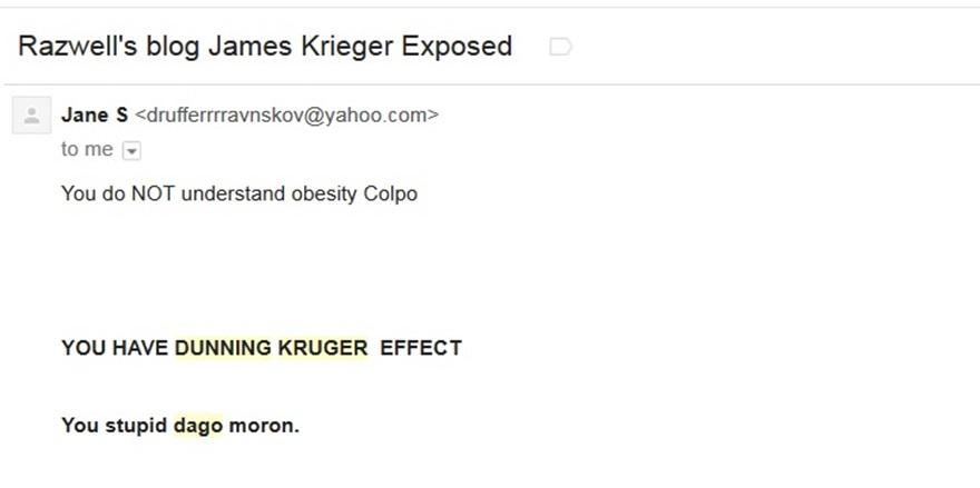 email-razwell-wanker-calls-me-dago