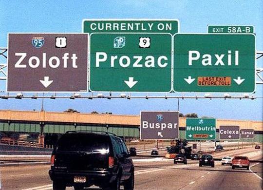 anti-depressant-zoloft-prozac-paxil-roads