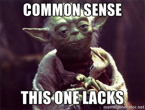 commonsense-yoda