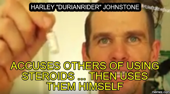 harley-durianrider-johnstone-is-a-steroid-user