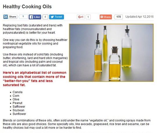 vegetable-oils-american-heart-association-aha-idiotic-healthy-fats-advice