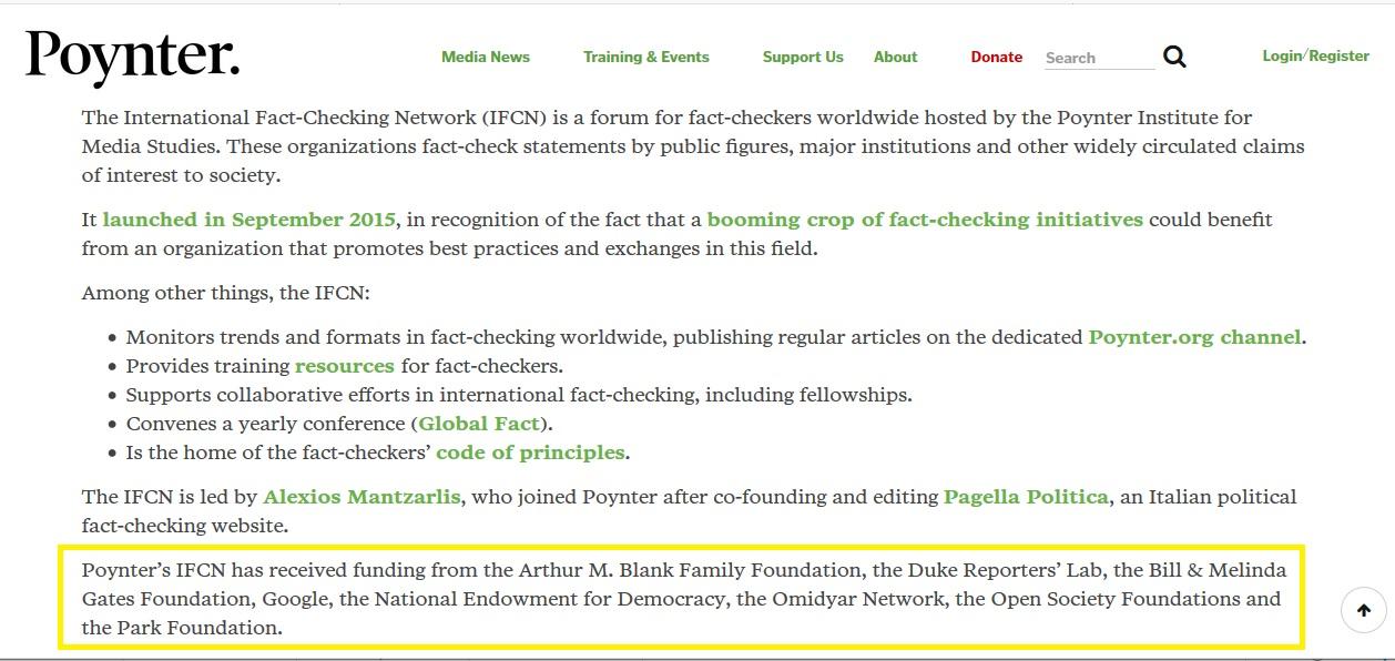 poynter-foundation-ifcn-funding