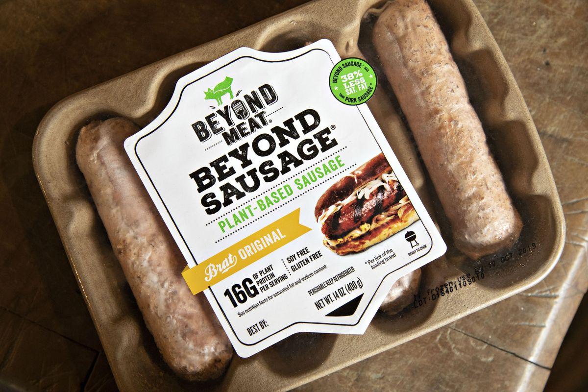 beyond-meat-plant-based-sausage