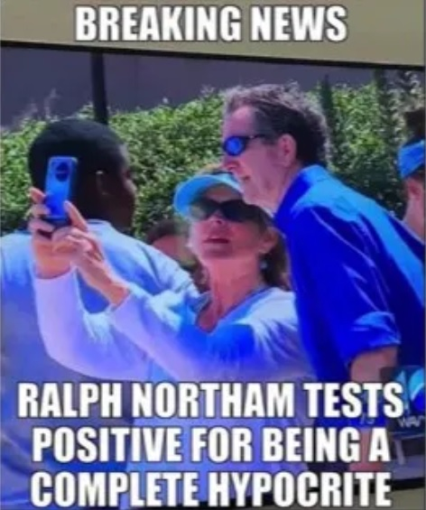 northam-tests-positive