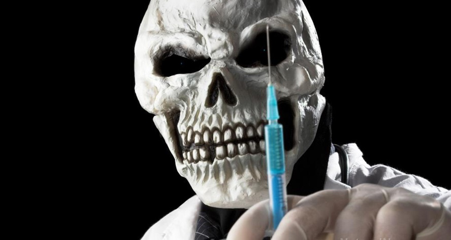 Doctor-Evil-Scary-Death-Skull-Vaccine-3